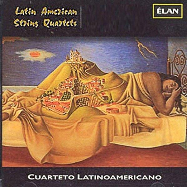 Latin American String Quartets album cover