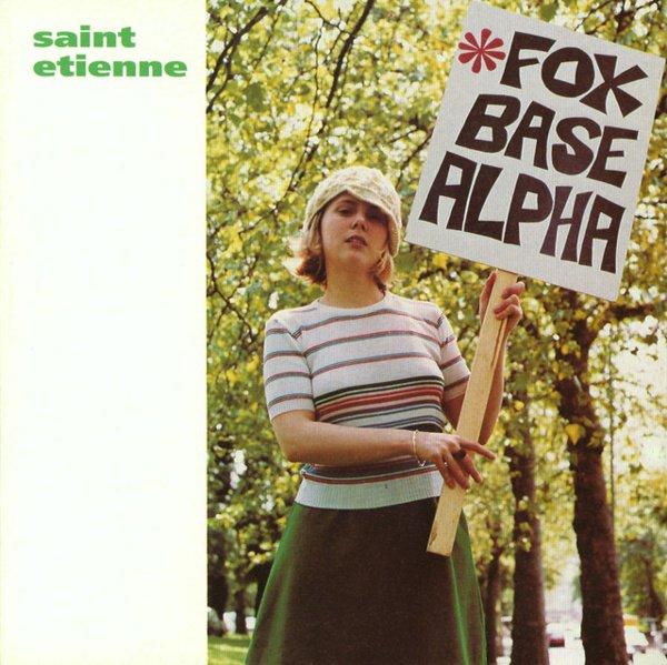 Foxbase Alpha album cover
