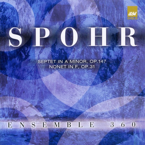 Spohr: Septet, Op. 147; Nonet, Op. 31 album cover