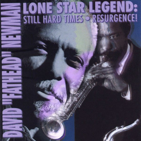 Lone Star Legend album cover