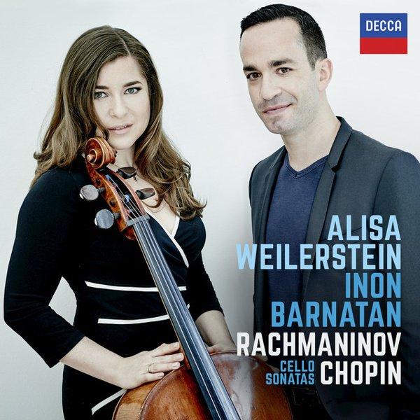 Rachmaninov, Chopin: Cello Sonatas album cover