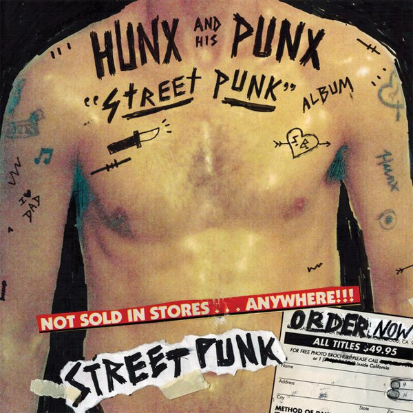 Street Punk album cover