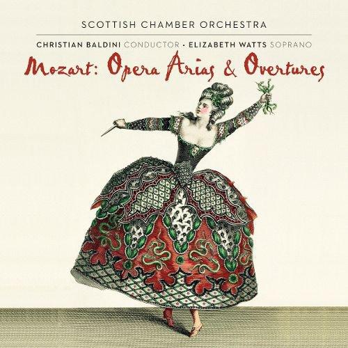 Mozart: Opera Arias & Overtures album cover