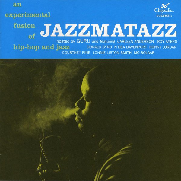 Jazzmatazz, Vol. 1 album cover