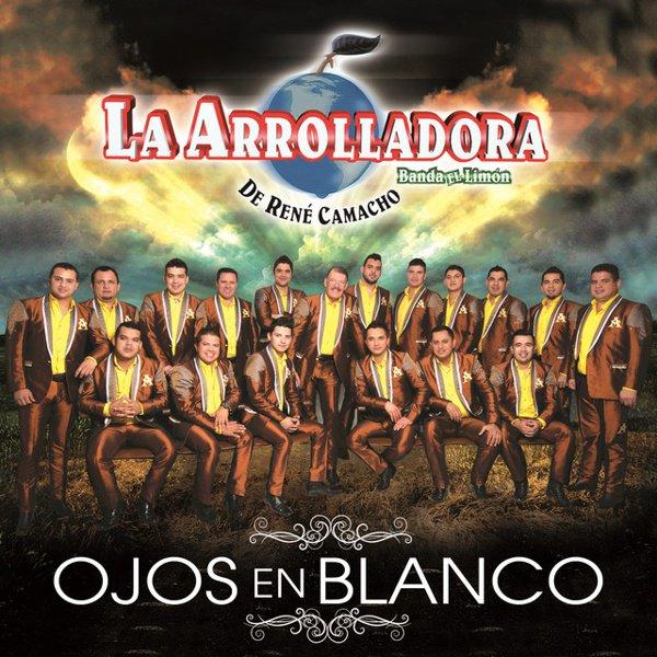 Ojos en Blanco album cover
