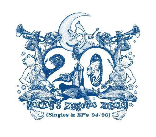 20: Singles & EPs '94-'96 album cover