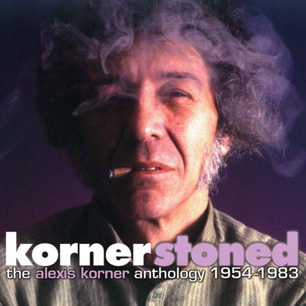 Kornerstoned: The Alexis Korner Anthology 1954-1983 album cover