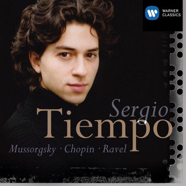 Sergio Tiempo plays Mussorgsky, Chopin, Ravel album cover
