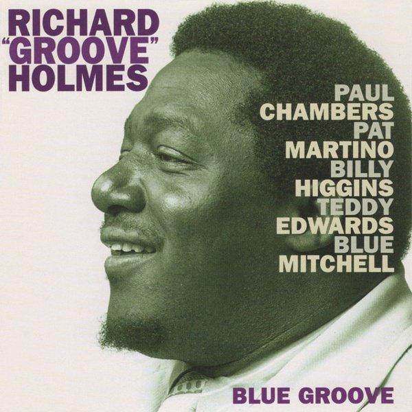 Blue Groove album cover
