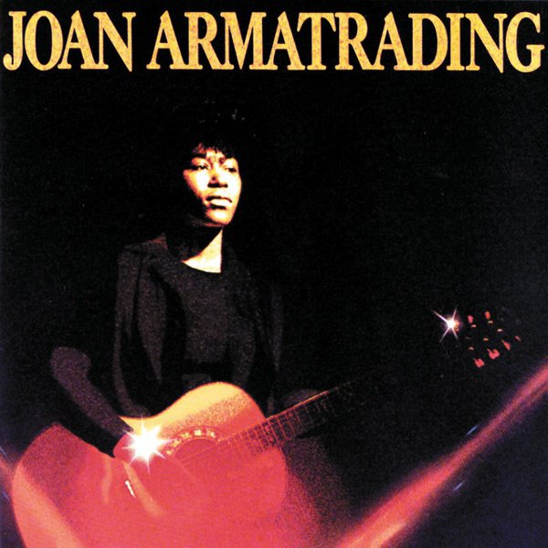 Joan Armatrading album cover