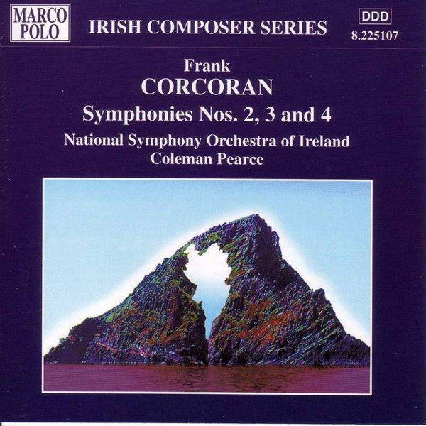 Corcoran: Symphonies Nos. 2, 3 & 4 album cover