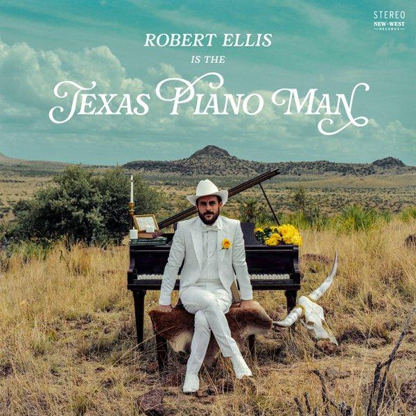 Texas Piano Man album cover