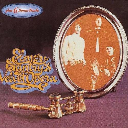 Elmer Gantry's Velvet Opera album cover