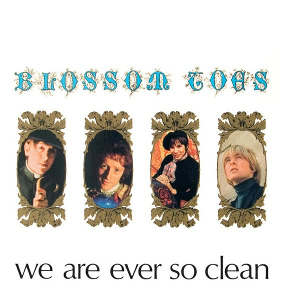 We Are Ever So Clean album cover