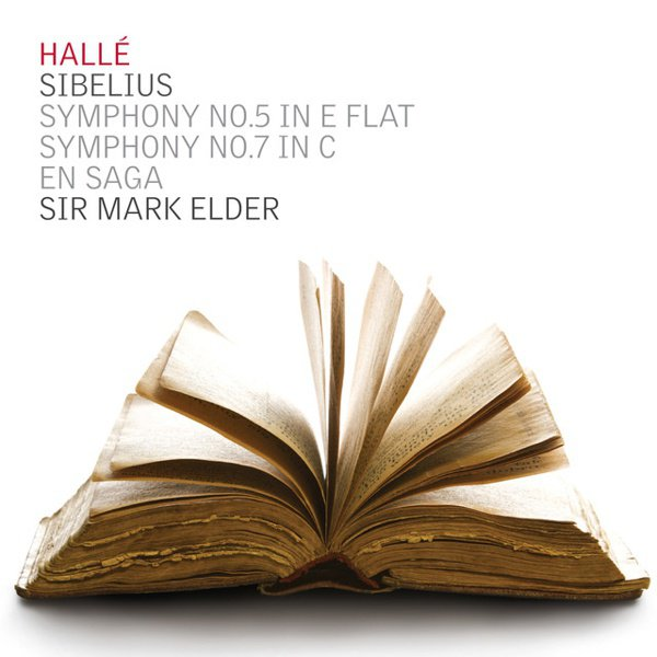 Sibelius: Symphonies Nos. 5, 7 & En Saga album cover