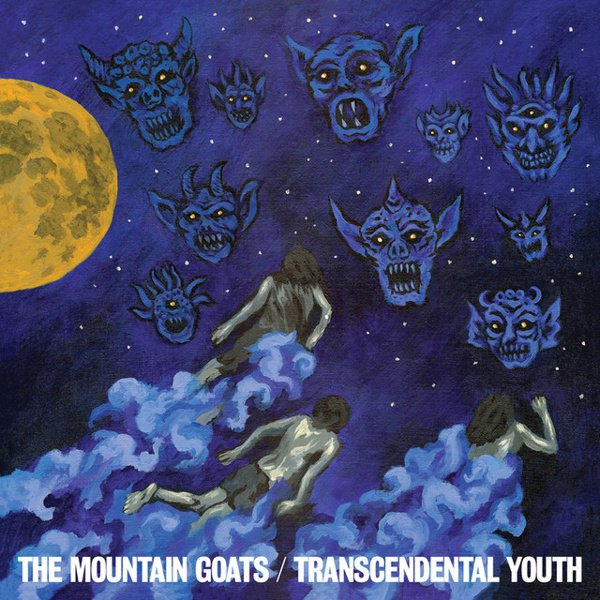 Transcendental Youth album cover