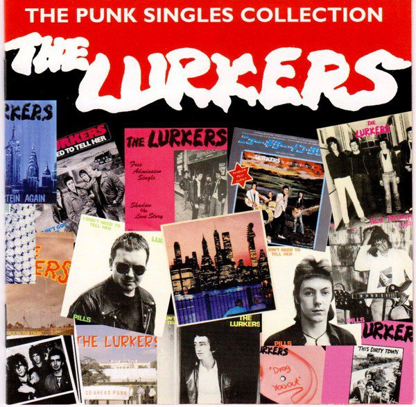 The Complete Punk Singles Collection album cover