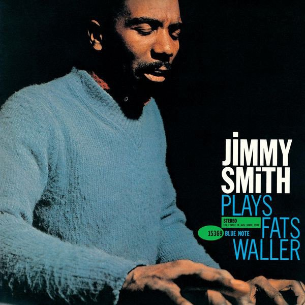 Jimmy Smith Plays Fats Waller album cover