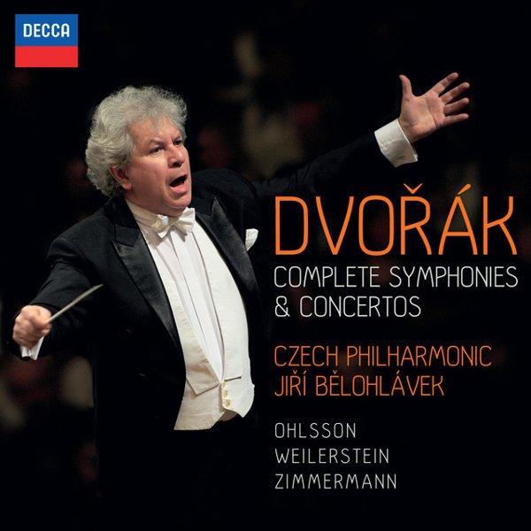 Dvorák: Complete Symphonies & Concertos album cover