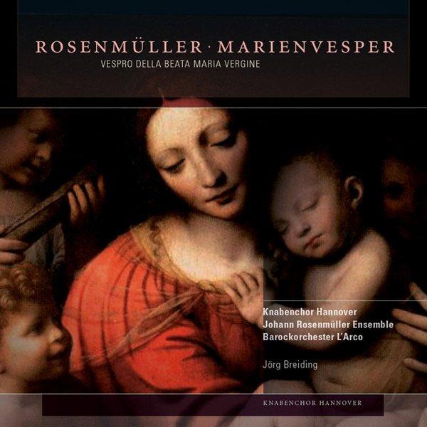Rosenmüller: Marienvesper album cover