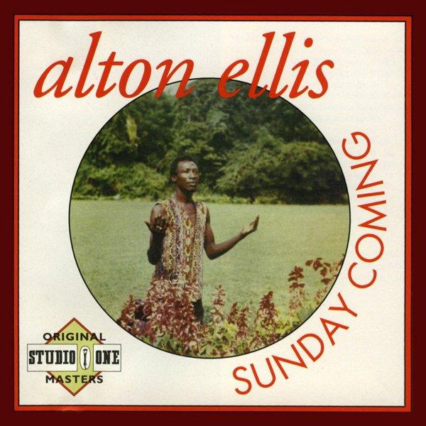 Sunday Coming album cover