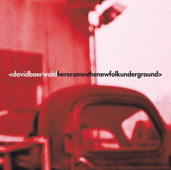 Here Comes the New Folk Underground album cover