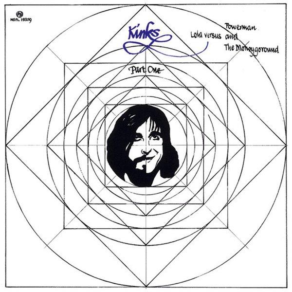 Lola Versus Powerman and the Moneygoround, Part One album cover