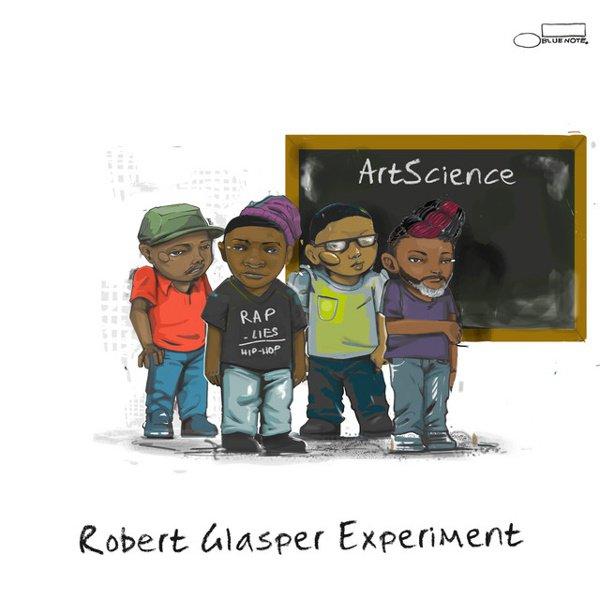 ArtScience album cover