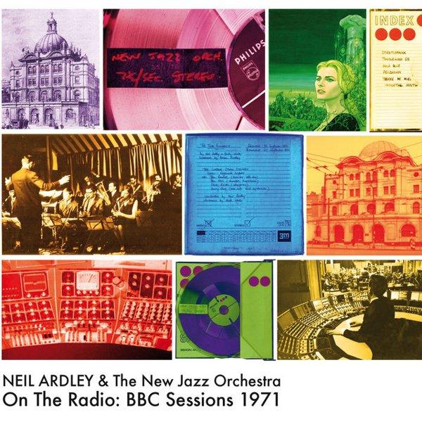 On the Radio: BBC Session 1971 album cover