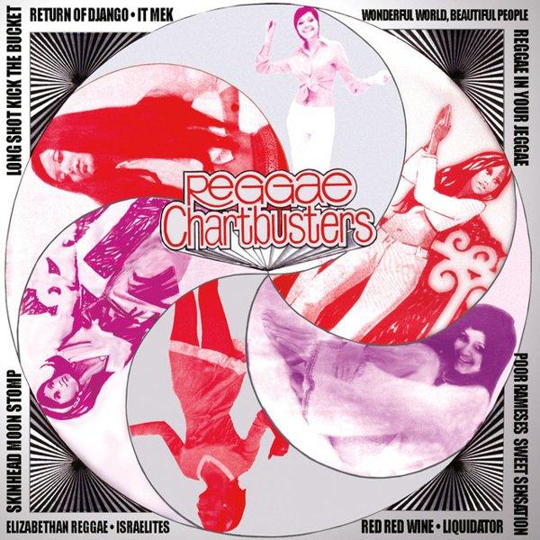 Reggae Chartbusters, Vol. 1 album cover