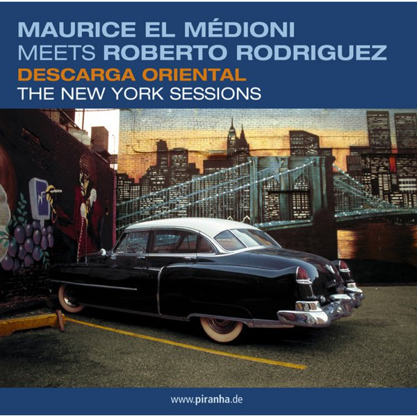 Descarga Oriental: The New York Sessions album cover