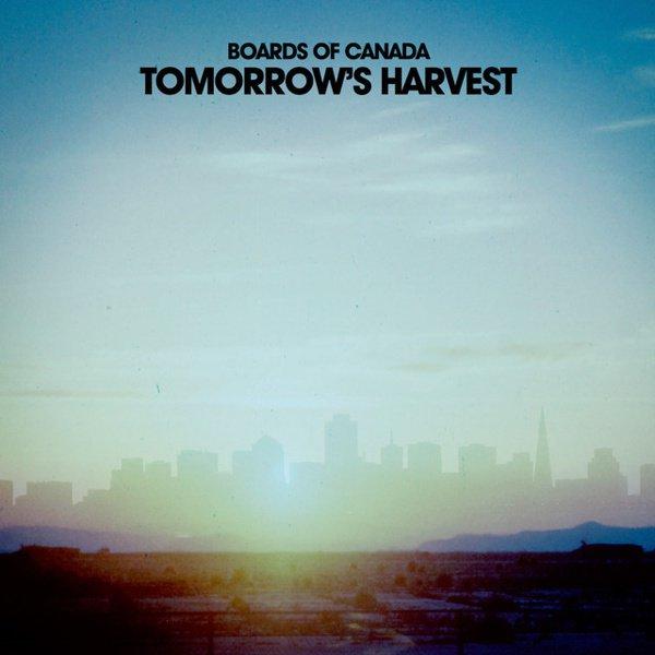 Tomorrow's Harvest album cover