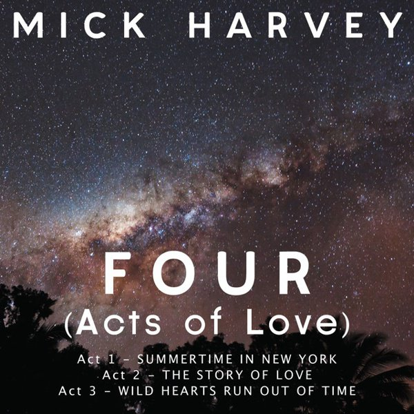 Four (Acts of Love) album cover