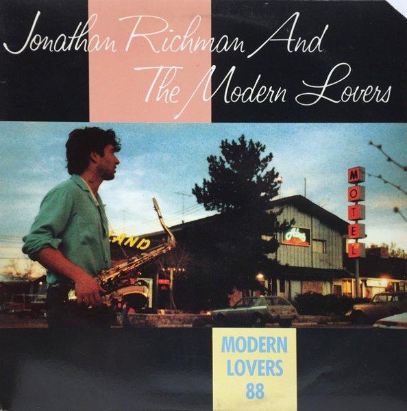 Modern Lovers '88 album cover
