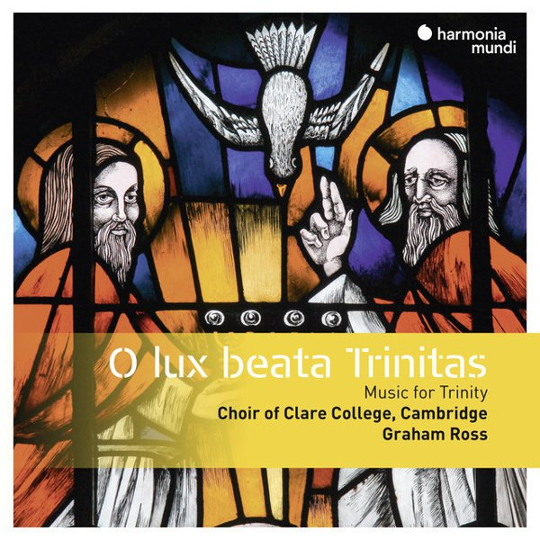 O Lux Beata Trinitas album cover