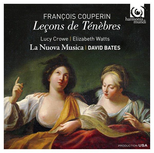 François Couperin: Leçons de Ténèbres album cover