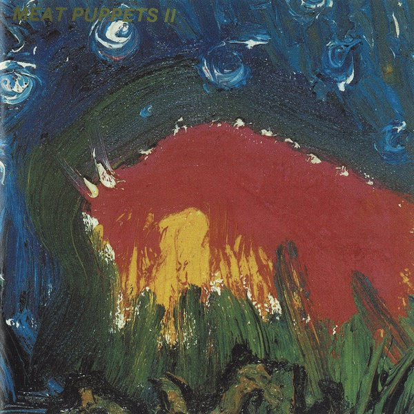 Meat Puppets II album cover