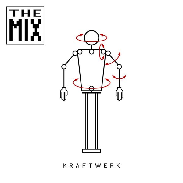 The Mix album cover