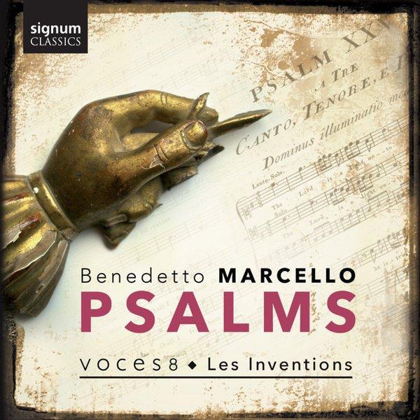 Benedetto Marcello: Psalms album cover