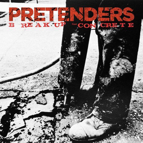 Break Up the Concrete album cover