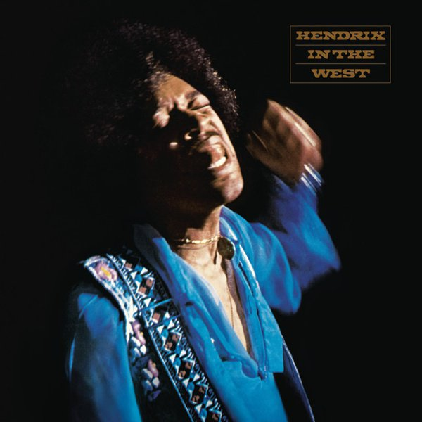 Hendrix in the West album cover