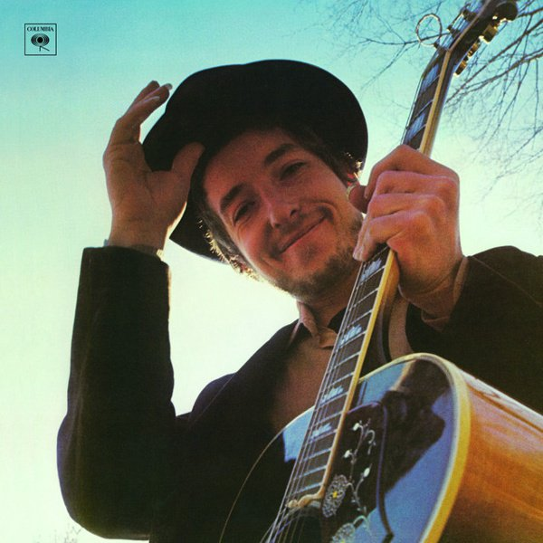 Nashville Skyline album cover