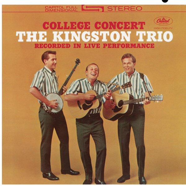 College Concert album cover