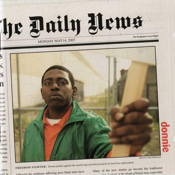The Daily News album cover