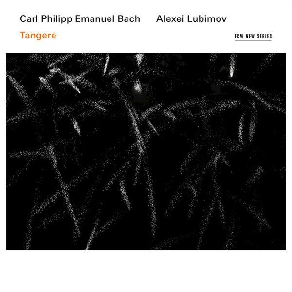 Carl Philipp Emanuel Bach: Tangere album cover