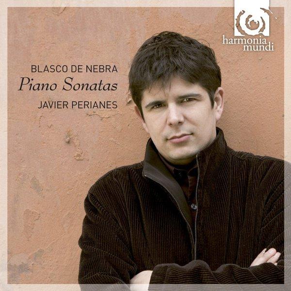 Blasco de Nebra: Piano Sonatas album cover