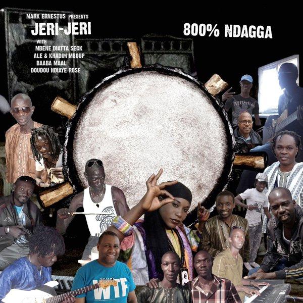 800% Ndagga album cover