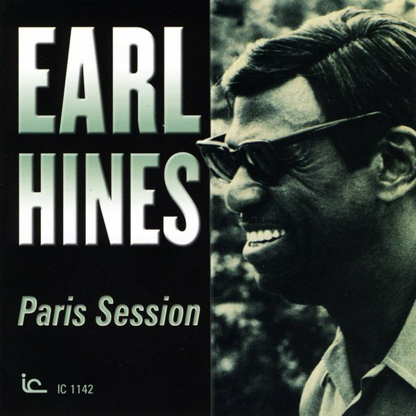 Paris Session album cover