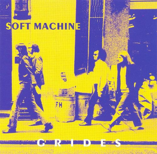 Grides album cover