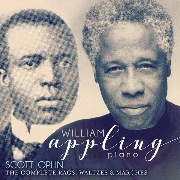 Scott Joplin:The Complete Rags, Waltzes & Marches album cover